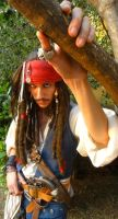 Captain Jack Sparrow by jaacksays