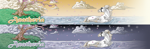Anatheria Spring Banners by Whisperah