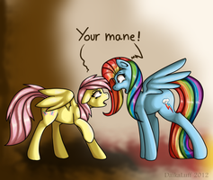 See the Difference? (Redone) by DaikaLuff