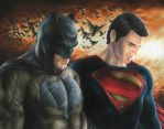 World's Finest by smlshin