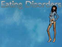 Eating Disorders by h8crime