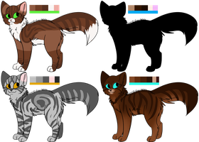 Mystery Adopts 7 [1 open] by Vinscribbles