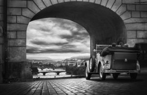 vintage Prague 2.. by almiller