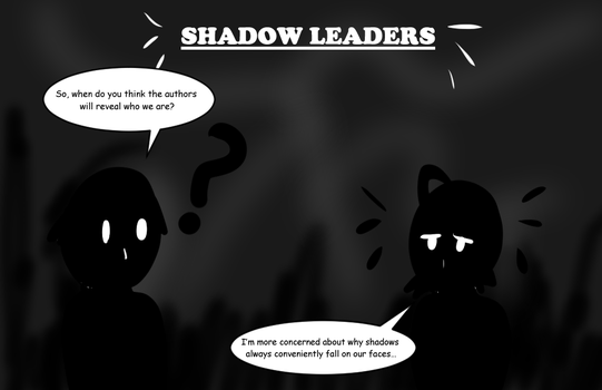 Shadow Leaders by Charlemagne1