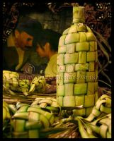 .absolut ketupat. by mercyana