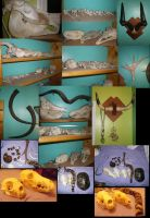 My Collection (part of it) by Maquenda