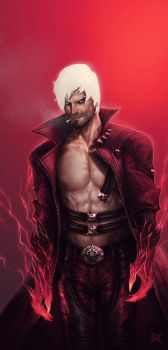 The Son of Sparda by DennyKotian