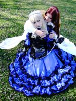 Bel Air - Mana and Gackt by Annechan-Mana-
