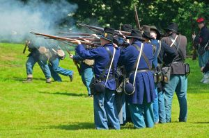 American Civil War Society at Tatton Park 2013 by masimage
