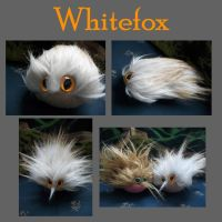 Mini-Ons: Series 1- Whitefox by Ryaven