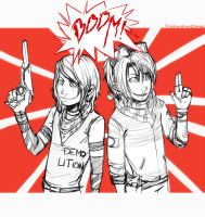 Boom! by killedmyhopes