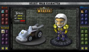 World of Warkart 03: Tirion by OmegaClarens