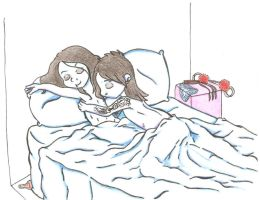 Wedny13XJoJo's Bed Love by Hippiesforever14