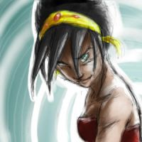 Toph by kitsuK8