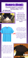|Cosplay Tutorial|Homura: pt.1 Undershirt/collar| by youkou-chan