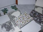 7 of my current sketchbooks by Quaddles-Roost