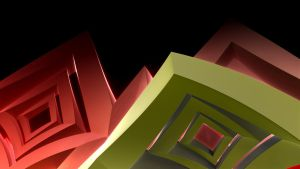 Abstract M3D For All My Friends by Topas2012