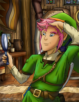 A Blast From ''A Link To The Past'' by Skytch