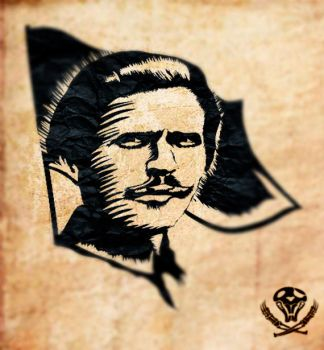 Makhno by marmontx