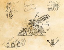 Arcania Cannon by Imperial32