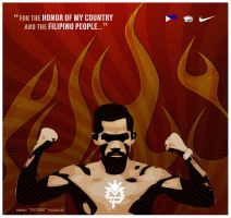 Manny Pacquiao by tambraxx