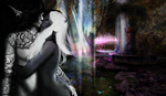 The Forest of the Drow by HeartsandMachineGuns