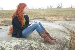 Pondering Moments by annabellthehippie