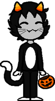 Halloween Nepeta by Sea-Lard