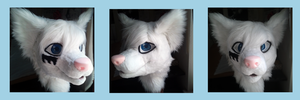 Jiro Fursuit Head 95% Done by SuicidalMuffins
