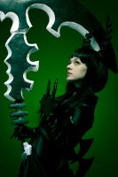 Dead Master-Black Rock Shooter by BHMT