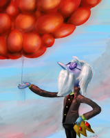 Simon's Balloons by FlyingIguana