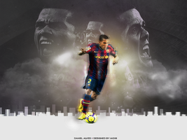 Dani Alves by MQ18