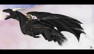 Take to the Skies by TamHorse