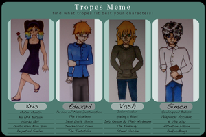 TV Tropes Meme by CaffeinatedPokedex