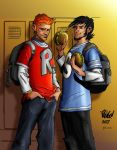 Archie and Jughead Colors by JScottColor