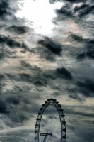 london eye by BlueFish24