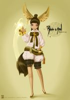 Blade and Soul by psdeluxe