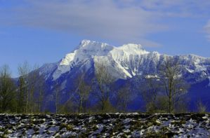 Mount Cheam by puffthemagicdragon77