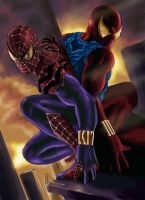 Ben Reilly, by wraith2099