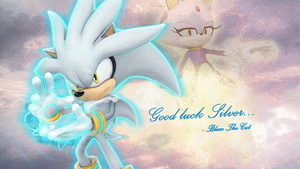Good Luck Silver... by CosmicBlaster97
