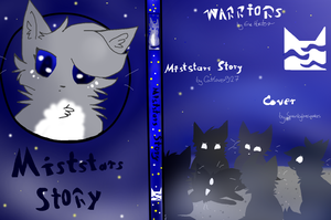 Miststars Story cover [Contest entry] by Sparkylovecupcakes
