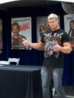 dolph ziggler by CaptainMarvelous