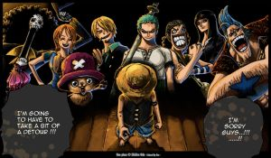 SPOIL -  One Piece Sorry guys by Gandaresh