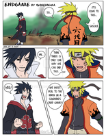 Naruto Endgame Page 1 by TwinEnigma