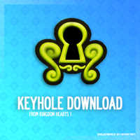 Destiny Islands Keyhole - DL by SnowEmbrace