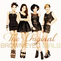 Brown Eyed Girls - The Original by Hailoez