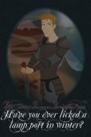 Dragon Age Alistair by animone