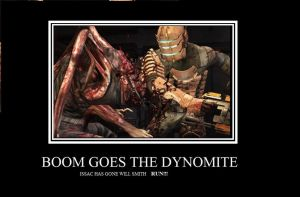 Dead space beat down by animemonster666