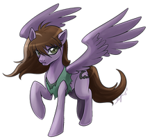 MLP OC Commission by slifertheskydragon