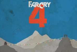 Far Cry 4 - The Himalayas by shrimpy99